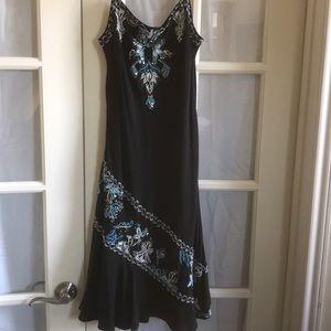 Cache Silk Dress